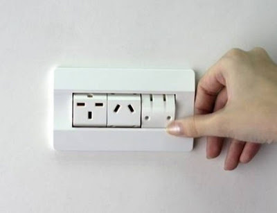 Creative Electrical Outlets and Modern Power Sockets (15) 19