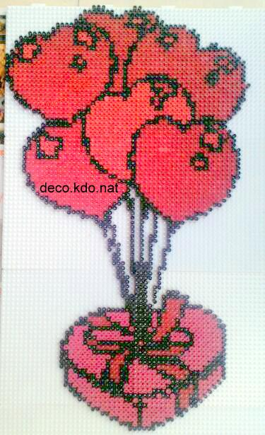 Perles hama hello kitty wallpaper