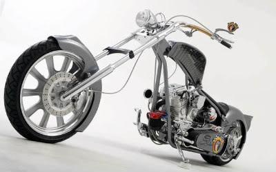 auto stark bikes american chopper shelby bike. Black Bedroom Furniture Sets. Home Design Ideas