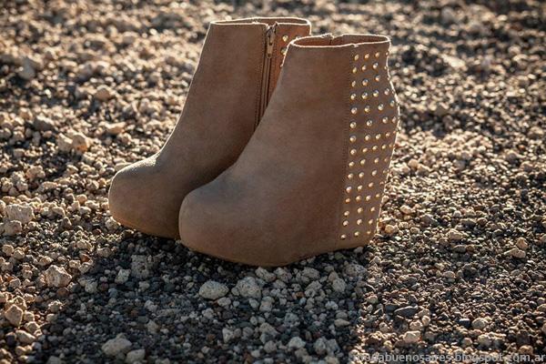 Botas 2014 - Sweet colección calzado femenino otoño invierno 2014.
