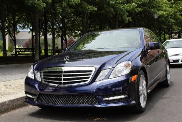 cho thuê xe Mercedes E350