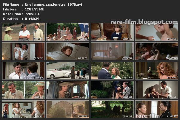 Une femme à sa fenêtre (1976) Download