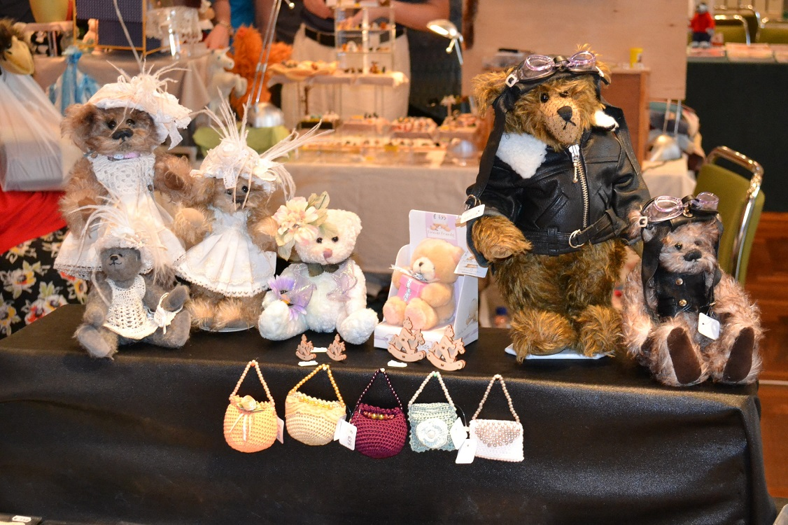 Выставка мишек и кукол в Линдау (Германия) 2014. See-Bären-Festival in Lindau 2014