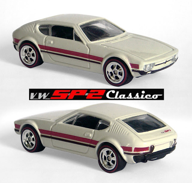 Miniatura Hot Wheels SP1