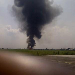 boko haram shot down military jet borno state