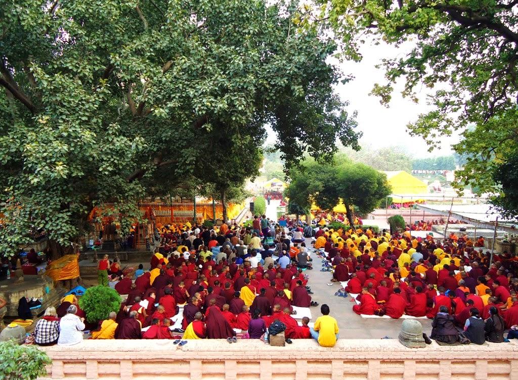 Buddhism India, Bodhgaya, Bodhgaya Bihar