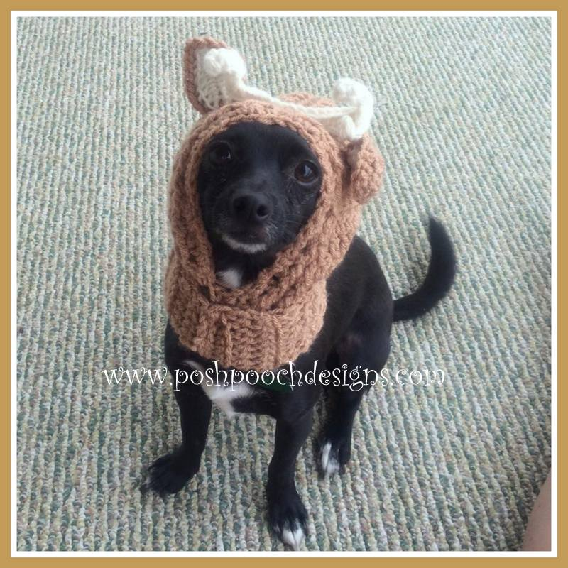 Posh Pooch Designs Dog Clothes: New Pattern Release - Deer Antlers ...