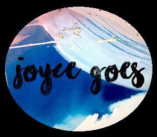 joyce goes