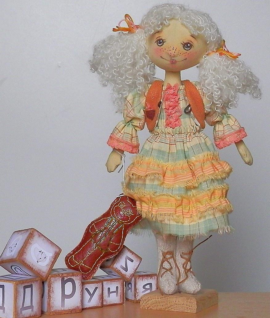 кукла для детской, купить куклу в детскую