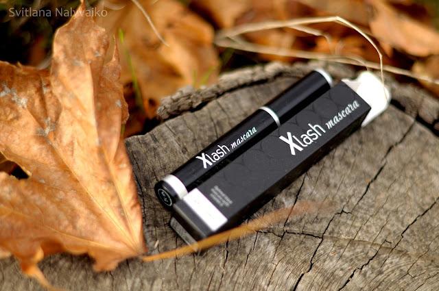 Сыворотка для роста ресниц Xlash и тушь для ресниц с витаминами Xlash mascara