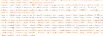 Pengenalan Kode Properti CSS - Cascading Style Sheet (CSS)