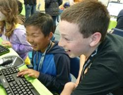 iD Tech Camps students have fun while learning essential technology skills