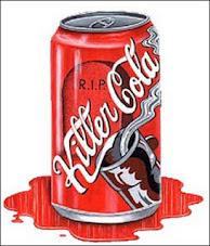 Ενα δηλητηριο μεσα μας..Coca Cola!!!