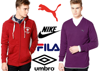 Jobong : Puma, Reebok, FILA, Umbro Men's Winter Wears And Get at Min. 45% off – BuyToEarn