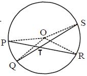 Soal Sudut Dua Tali Busur Berpotongan Di Dalam Lingkaran