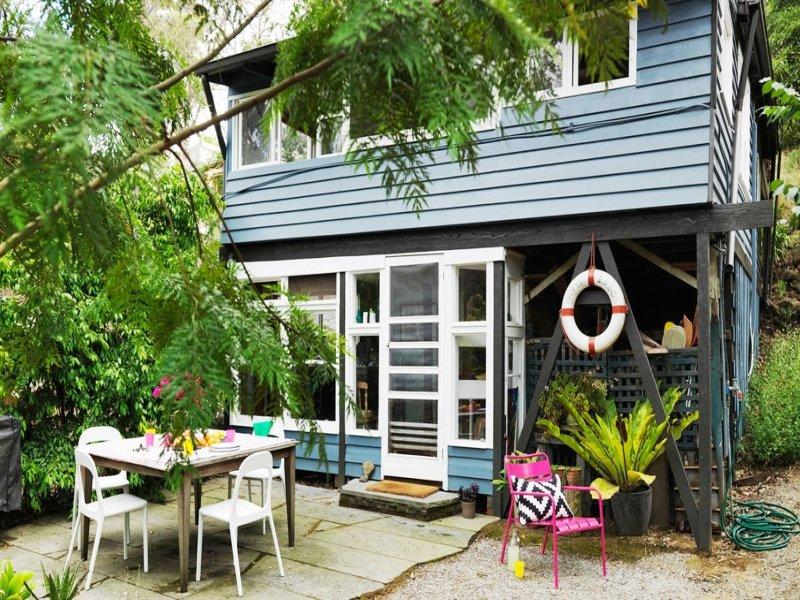 Casa sostenible a orillas de un rio oasisingular for Casa y jardin bazaar 2013