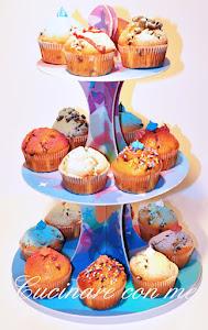 Alzata per muffin fantasia cavallini