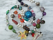 Bloggers Beads Necklace