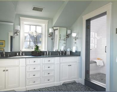 Baños Modernos: Cuartos de baños pequeños