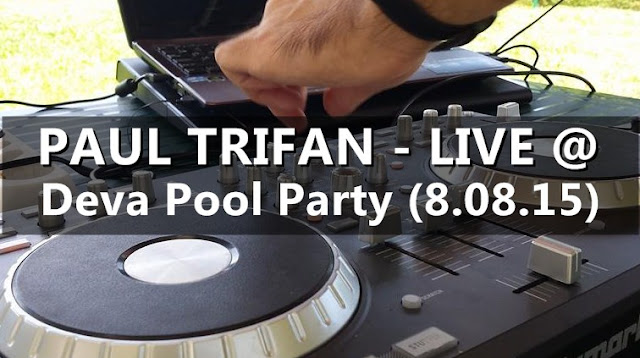 paul trifan live deva pool party