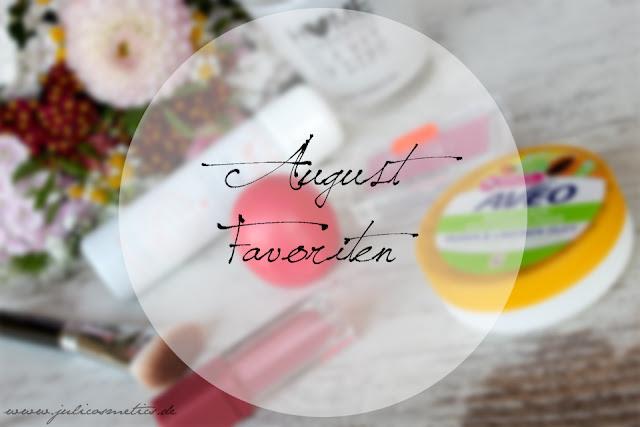 August-Favoriten