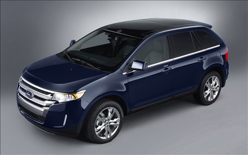Ford Edge 2011 car wallpapers