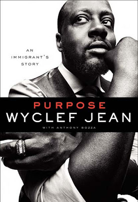 Wyclef Jean Purpose Bookcover