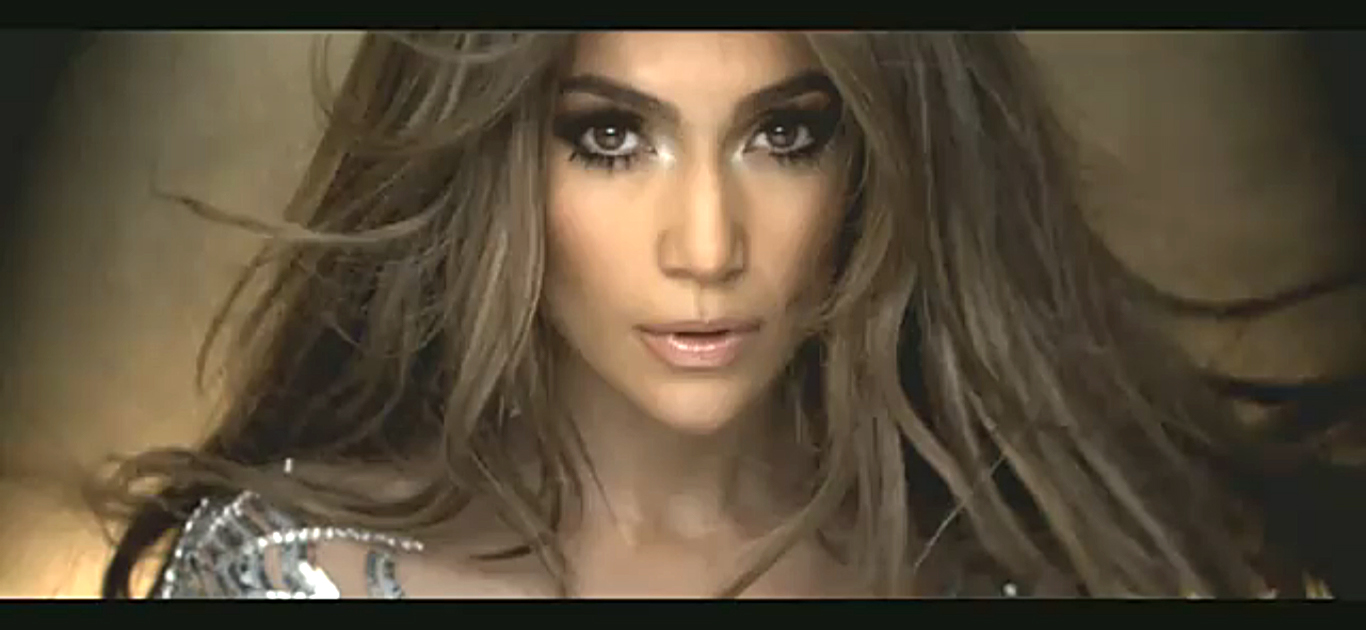 Tutorial Peinado y Maquillaje de Jennifer Lopez - On the Floor