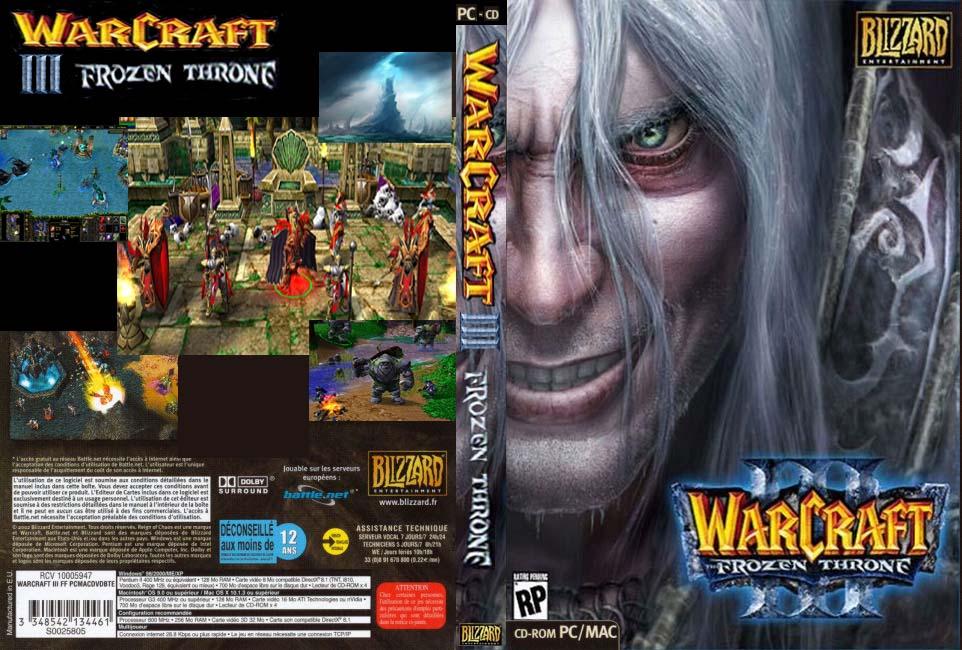 descargar warcraft 3 gratis en espanol completo para pc