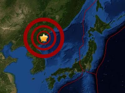 Prueba nuclear un Norcorea produjo sismo de 5,1 grados, el 12 de Febrero de 2013