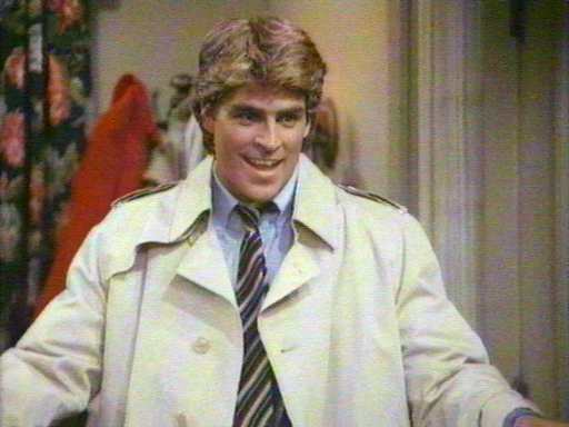 Ted McGinley from his appearance on Happy Days.
