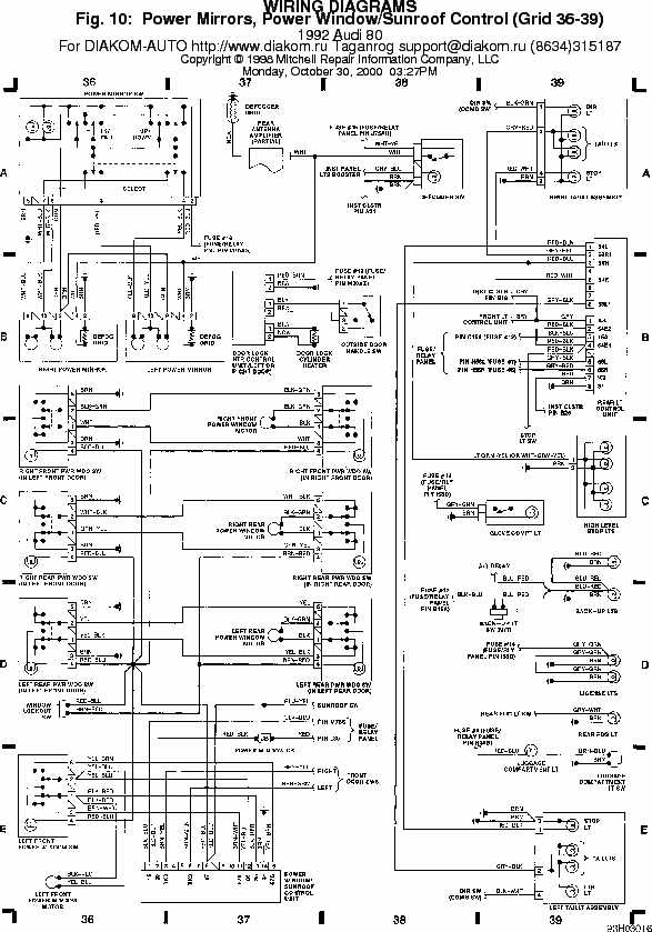 Stupendous Audi 80 Wiring Diagram Electrical System Circuit Pictures To Pin On Wiring Database Gentotyuccorg