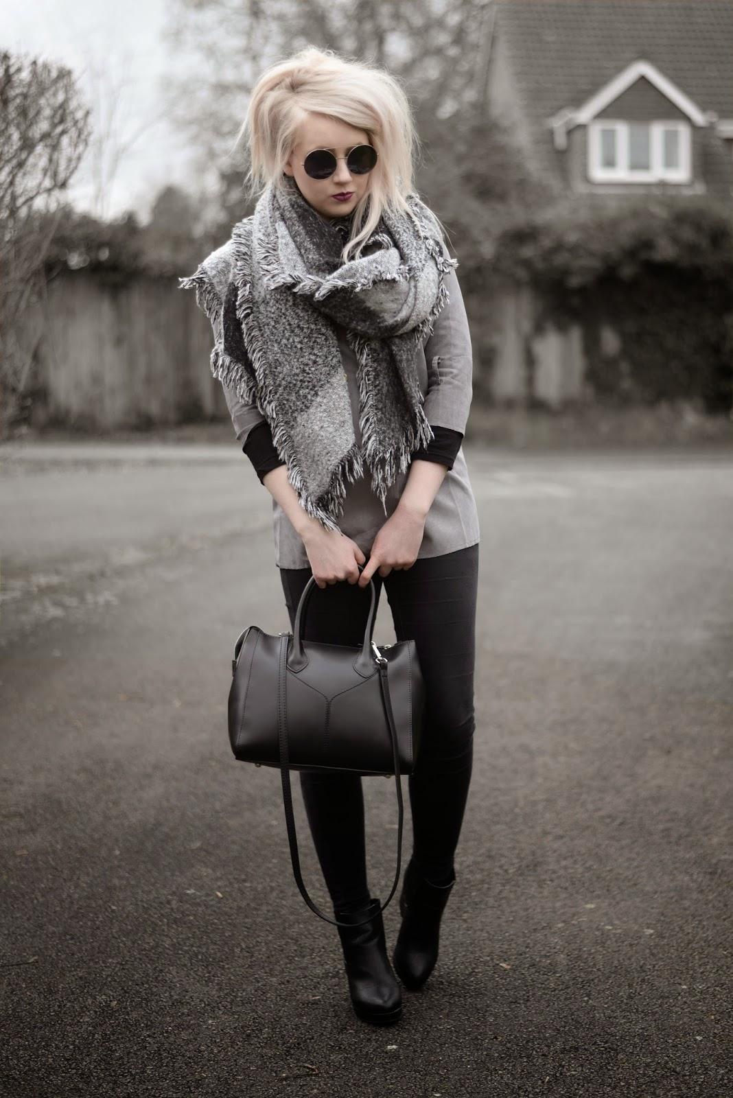 Sammi Jackson - Grey on Grey