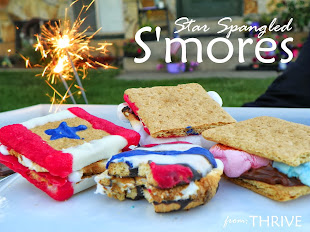 Star-Spangled S&#39;mores