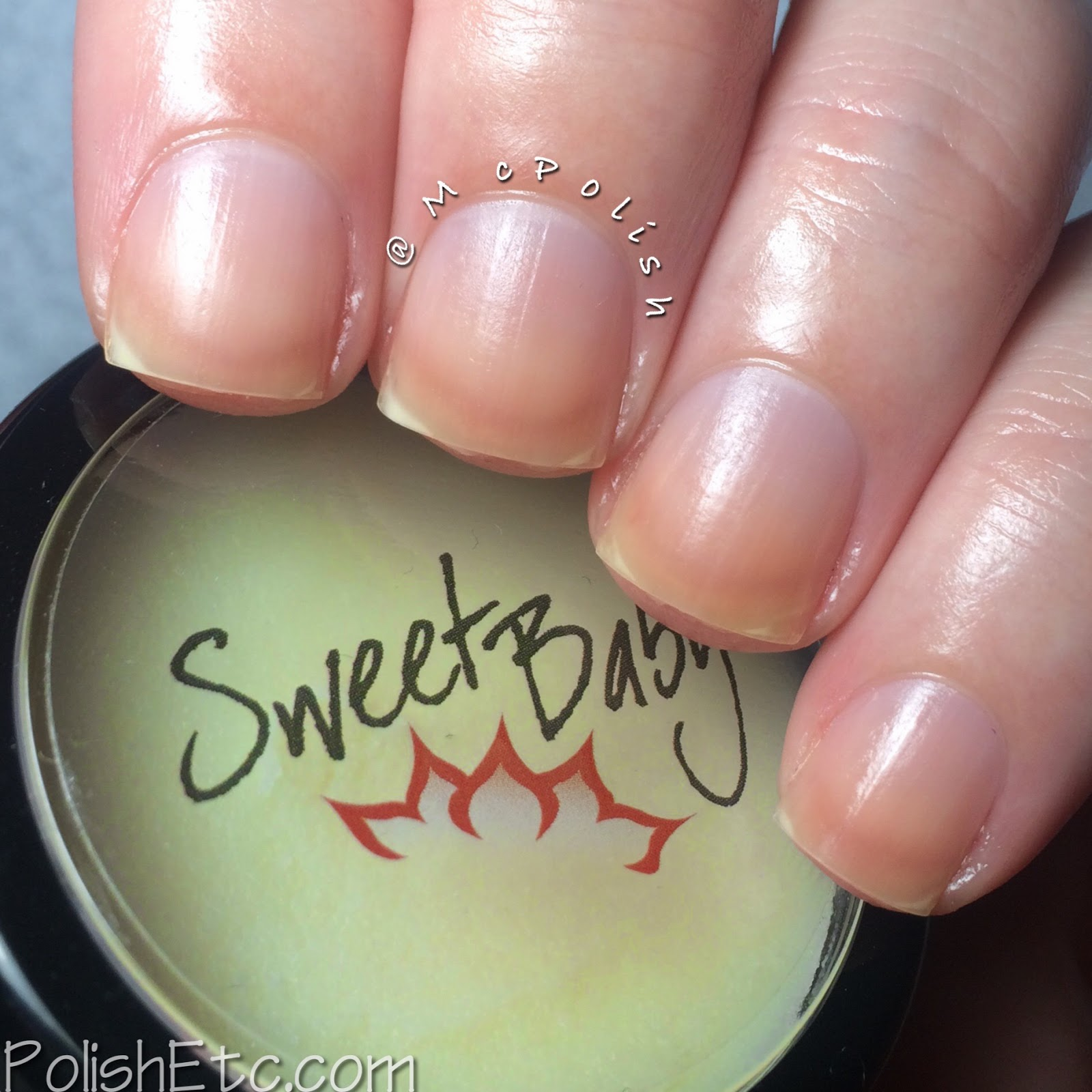 Sweet Baby by Donna cuticle balms and oils - McPolish