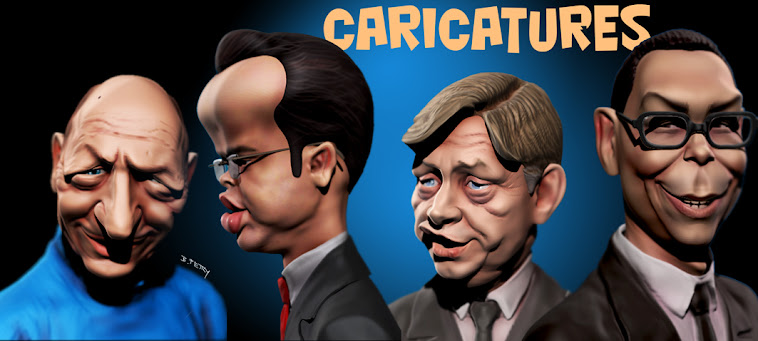 Caricatures