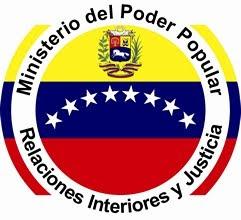 Ministero del Poder Popular para las Relaciones Interiores y Justicia