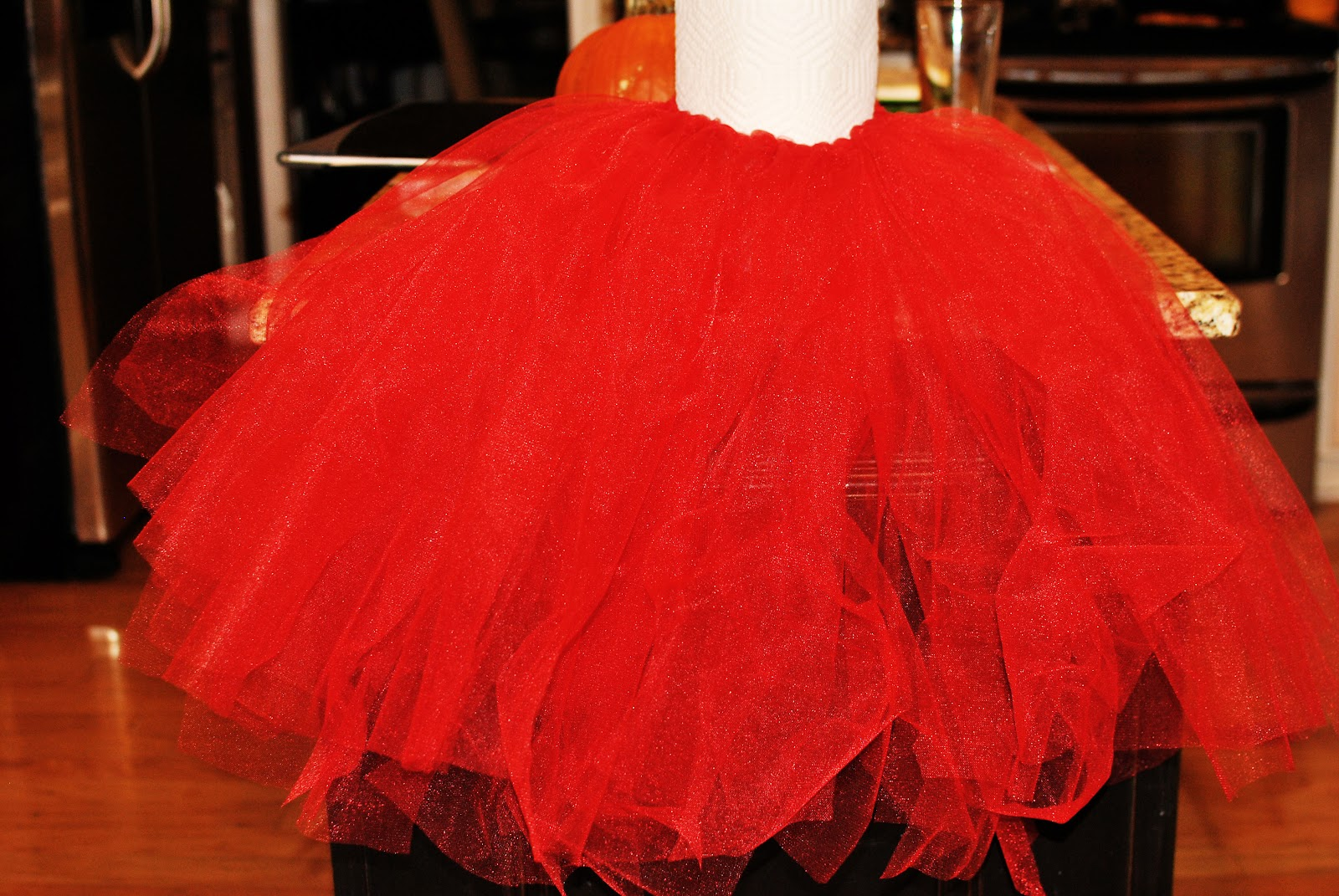 how to take in a tutu