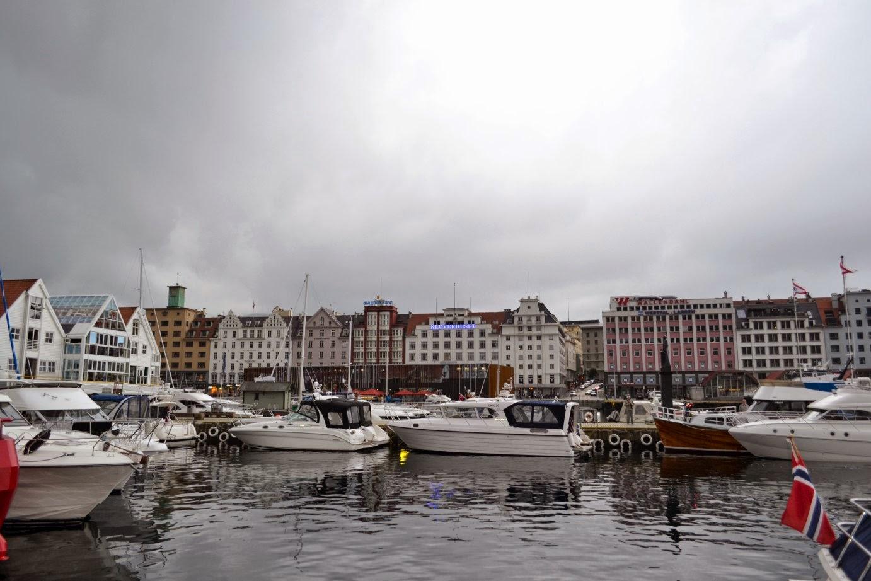 Vågen Harbour, Bergen
