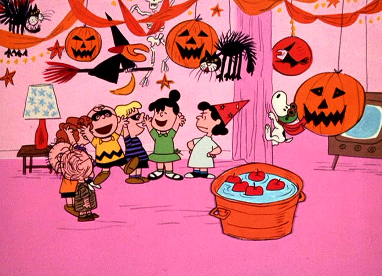 DarkDimension: This is Halloween: It's the Great Pumpkin, Charlie ...