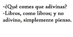 Libros come Libros!!