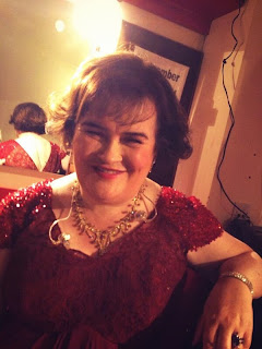 Susan Boyle  in Aberdeen, July 4, 2013