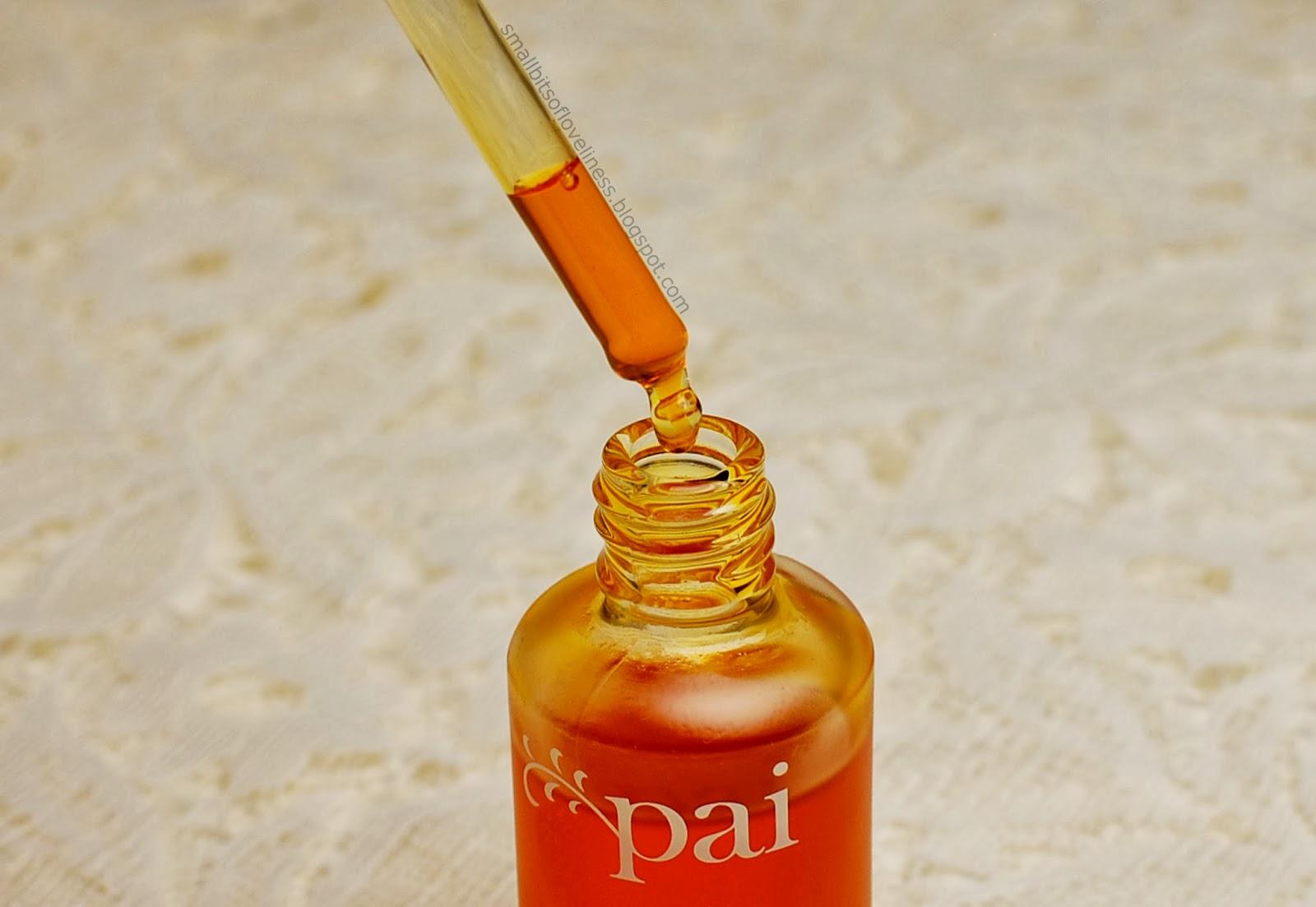 Pai Šipkovo olje