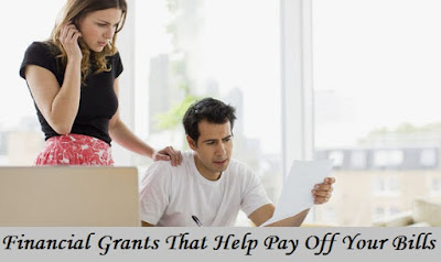 Financial Grants That Help Pay Off Your Bills