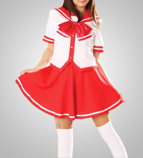Korea Girls School Uniforms