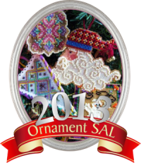 2013 Ornament SAL