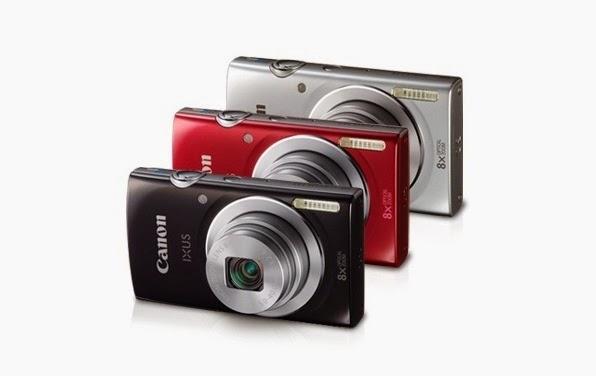 harga terbaru Canon Digital IXUS 145 2014