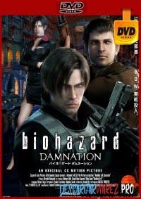 Resident Evil: La maldición (2012) DVDRip Latino