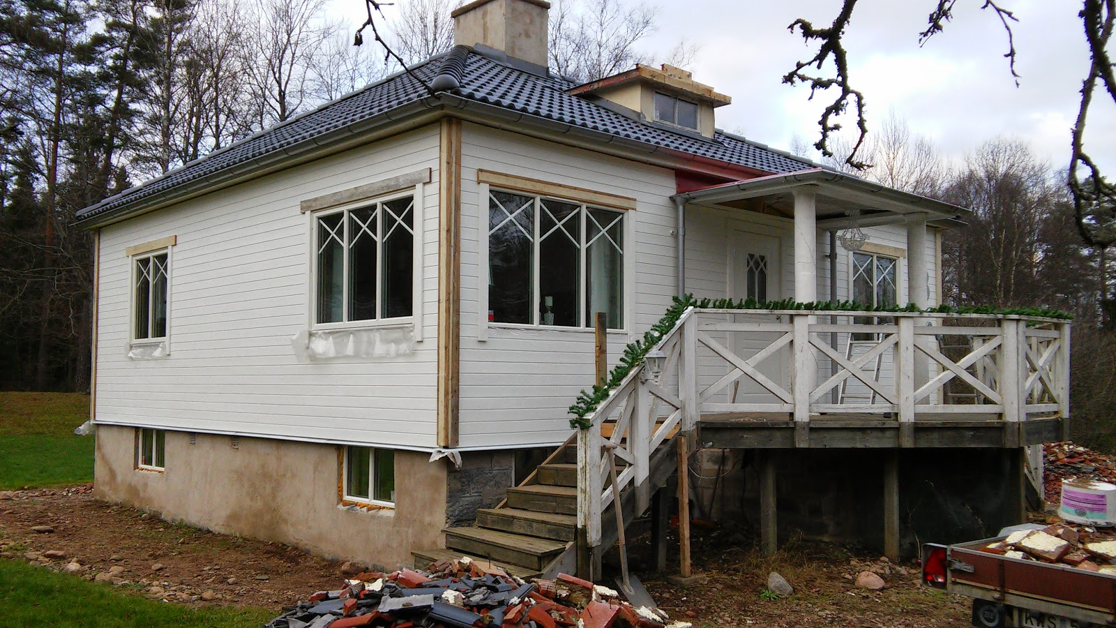 Rosbergs Mansion: december 2014
