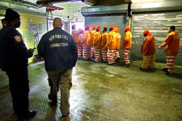 las más peligrosas prisiones del mudo.